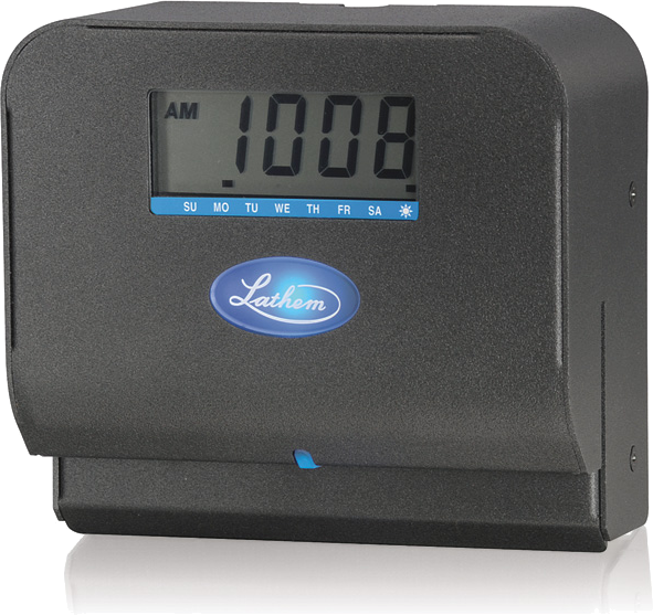 800P time clock at www.raleightime.com