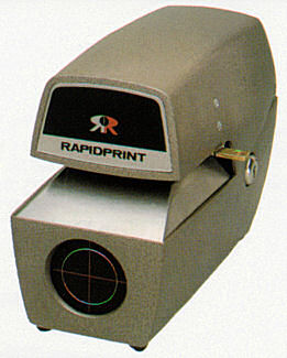 Rapidprint AD-E date stamp at www.raleightime.com